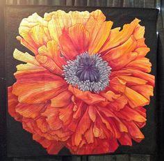 Synergy by Nancy Sterett Martin and Karen Sistek | inspirational quilts
