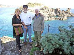 Serge Latouche, dopo l'Etna, Acitrezza - http://www.lavika.it/2013/10/riserva-naturale-lachea/