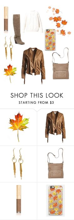 """Untitled #10"" by filippa-elvira-engsig ❤ liked on Polyvore featuring Sans Souci, Bueno, Dolce&Gabbana, Casetify, Diesel and Fall"