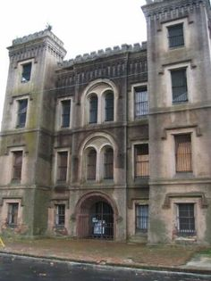 Old City, Charleston Sc, Silhouettes, Prison, Photo S, Trip Advisor, Abandoned, Buildings, Windows