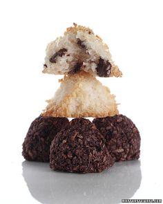 Coconut Macaroons - Martha Stewart Recipes