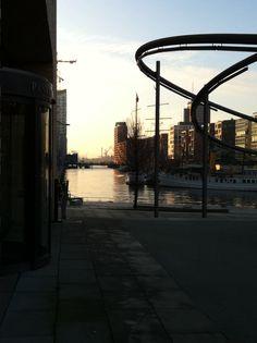 Port of Hamburg, HafenCity, Magellan Terassen