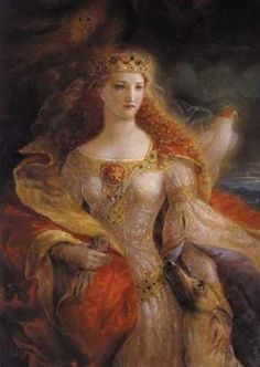 Queen Eleanor of Aquitaine - Spouses were King Louis VII and Henry II - Find A Grave