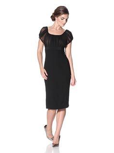 Amelia Toro Women's Black Lt Wt Wool Crepe Dress Dress W. Sheer Detail, http://www.myhabit.com/redirect/ref=qd_sw_dp_pi_li?url=http%3A%2F%2Fwww.myhabit.com%2F%3Frefcust%3DH5WUDPD6YE5U6O3WMIGNAO7UHM%23page%3Dd%26dept%3Dwomen%26sale%3DA2YGZWXIACP6IJ%26asin%3DB00CC0E30Y%26cAsin%3DB00CC0II64