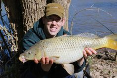 Catching carp with corn (maize) in Occoquan Virginia. Catching carp with corn in Virginia. Had a great trip fishing for carp with my dad a few hours before g. Carp Fishing Videos, Carp Fishing Rigs, Gone Fishing, Fishing Tips, Fishing Lakes, Common Carp, Fishing For Beginners, Fishing Humor, Great Videos