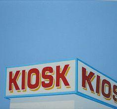 Kiosk - Bernhard Eberle