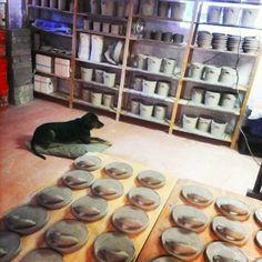 Fermentation Crock, Handmade, Hand Made, Handarbeit