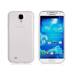 Ultra Thin White TPU Samsung Galaxy S4 Case