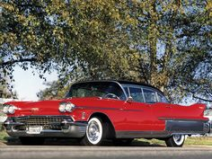 Classic Car: 1958 Cadillac Fleetwood Sixty Special Sedan