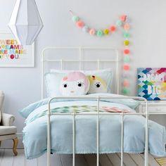 Adairs Kids Emily Quilt Cover Set, Kids bedroom accessories, Kids bedlinen from Adairs