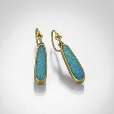 Emerald Opal Drops,Annie Fensterstock
