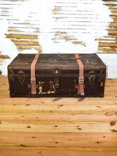 Nicely Preserved 1900s Rustic Vintage Wood by RockItAgainVintage