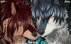 Ame e Yuki children wolf