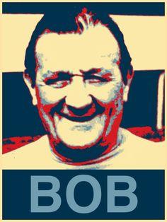 Bob Paisley hope poster - Liverpool FC