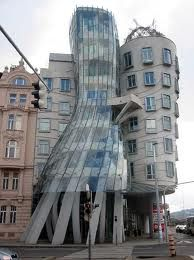 Dancing House by Frank Gehry, Prague, Czeck Republic