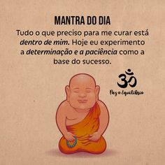 Mantra Diario, 7 Chakras, Life Motivation, Feeling Happy, Yoga Meditation, Good Vibes, Law Of Attraction, Reiki, Namaste