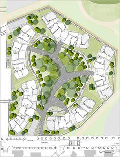 CityLife Daniel Libeskind Plan-coperture_full