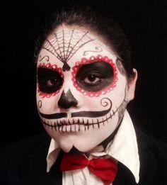 Mexican Sugar Skull!