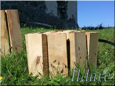 keres ágyásszegély, kerti szegély +36 30 532 7489, Garteneinfassungen Texture, Wood, Crafts, Surface Finish, Manualidades, Woodwind Instrument, Timber Wood, Trees, Handmade Crafts