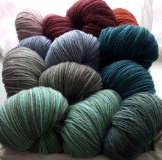Exciting new British yarn 'Oosie' – Skein Queen