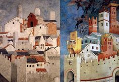Piero della Francesca - Giotto