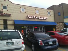 Tasty Taco in Urbandale, IA. Great Iowa style tacos, and right next to Vander Sluis Chiropractic! Des Moines Restaurants, Local Eatery, The Monks, Chiropractic, Iowa, Mexican Food Recipes, Tacos, Sweet Home, Weight Loss