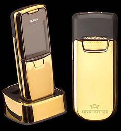 Nokia 8800 Sirocco Limited Gold S Edition New Phones, Mobile Phones, Vintage Phones, Old Phone, Whisky, Smartphone, Gadgets, Jewelry Design, Odd Stuff