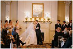Mollie Crutcher Photography, wedding, ceremony, ballroom, candle light