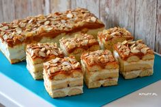 Ciasto Havana Krispie Treats, Rice Krispies, Food, Essen, Meals, Rice Krispie Treats, Yemek, Eten