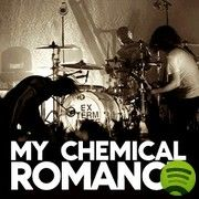 My Chemical Romance Psych Up Spotify Playlist