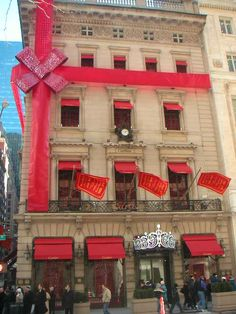 New York Architecture - Cartier's