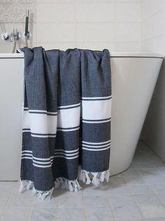 Beautiful Soft Turkish Hammam Towels for Beach, Pool or Bathroom #HammamTowels #TheBohemianBeachCompany #GiftIdeas #TurkishTowels    www.thebohemianbeachcompany.com Bohemian Beach, Turkish Towels, Beach Pool, Blanket, Bathroom, Interior, Home, Beautiful, Toilets