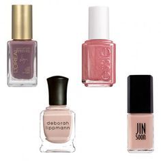 The Best Nude Nail Polish for Your Skin Tone from #InStyle
