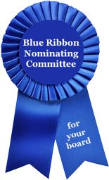 Blue Ribbon Nominating Committee for Your Board | Blue Avocado