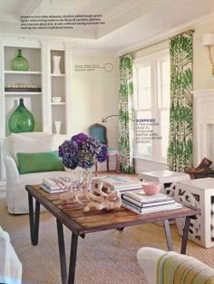BHG April 2014  | Evars + Anderson Interior Design
