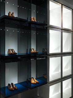 Dior Homme Taipei 101 flagship store by Pure Creative, Taipei store design