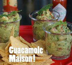 Comment réussir un guacamole en 5 minutes ? - HerveCuisine.com