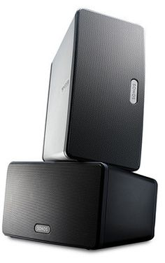 Sonos wireless hifi system. One of the best purchases I have ever made :)