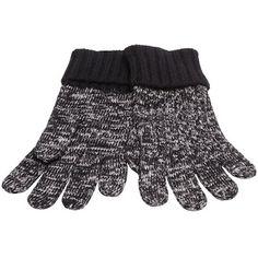 Grandoe Vulcan Lambswool Knit Gloves - Touch Screen (For Men)
