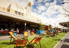 Yarraville Pop-Up Park