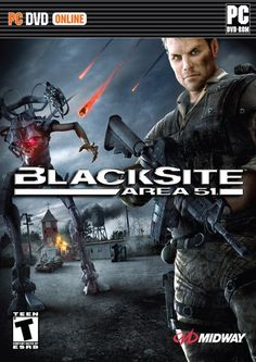 BLACKSITE AREA 51 Pc Game Free Download Full Version