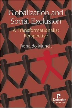 Globalization and Social Exclusion: A Transformationalist Perspective Sociology Books, Social Exclusion, Ronaldo, Perspective, Reading, Amazon, Amazons, Riding Habit, Perspective Photography