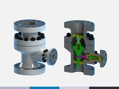 control valve and inside structure | Liaoning SJD Trading Co., Ltd.