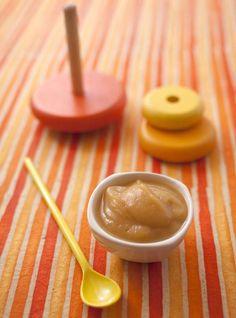 Compote pommes abricots pour bébé | Biodélices