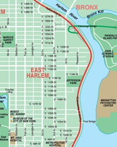 Harlem Nyc Map.22 Best Harlem Maps And Graphs Images Harlem Map Maps Blue Prints