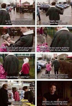 This is literally the cutest thing ever <3 i wish i had a big brother