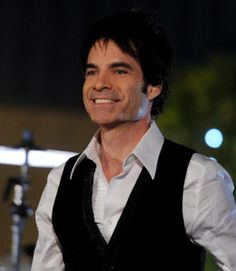 Pat Monahan of the rock band Train