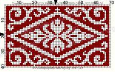 Cross Stitch Art, Cross Stitch Designs, Cross Stitching, Cross Stitch Patterns, Crochet Diagram, Crochet Chart, Weaving Patterns, Mosaic Patterns, Crochet Dollies