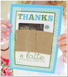 Thanking Your Teacher - Domestically Speaking