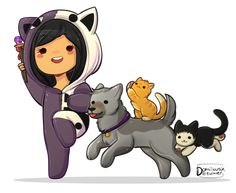 DeviantArt: More Collections Like Aphmau by JinxyCatN